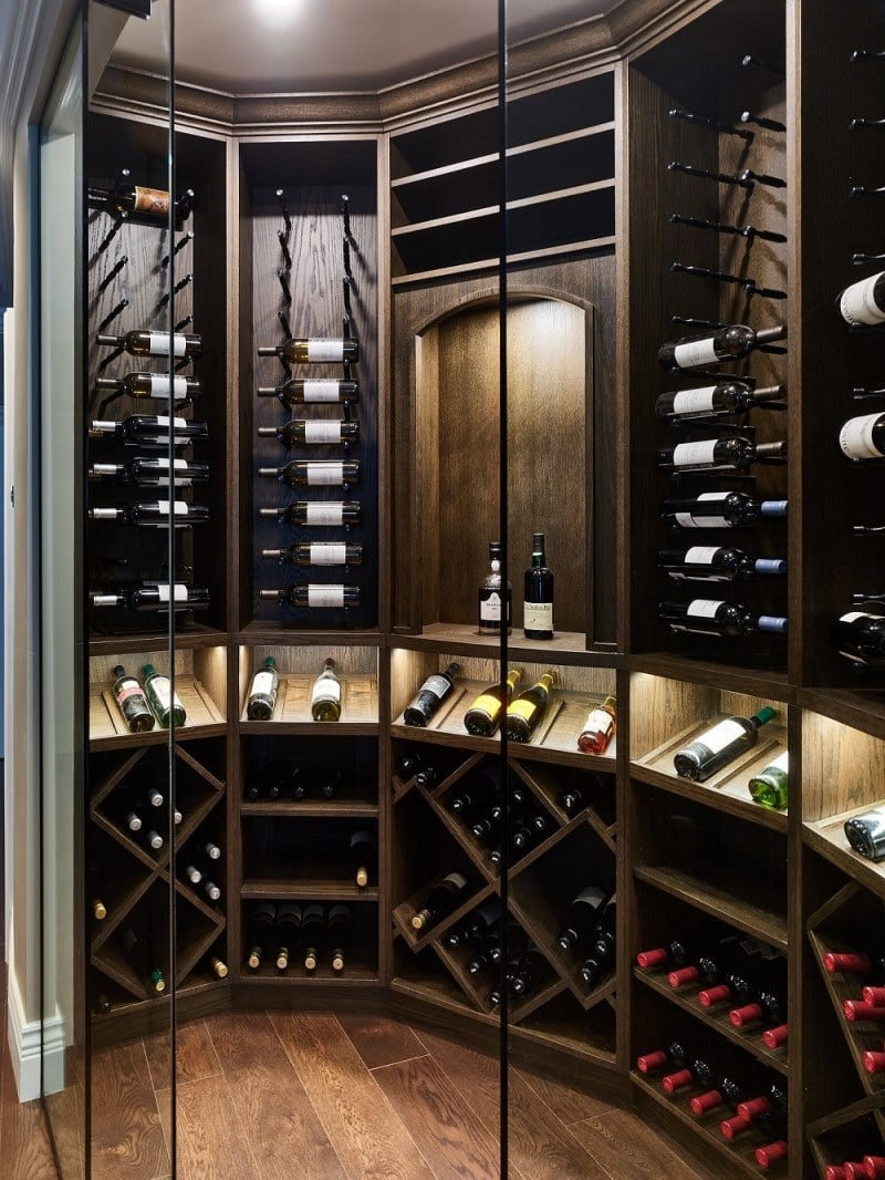 Wine Cellar Lighting Installed by Experts in Denver