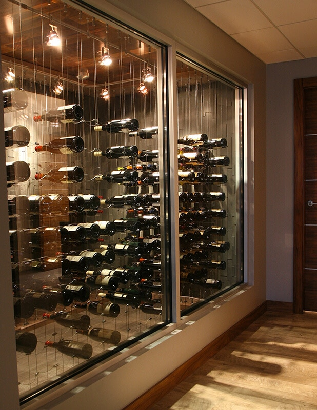 Cable Wine Systems Offers Many Benefits