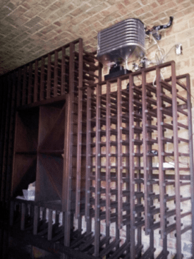 We Perform a Heat Load Calculation for the Proper Sizing of Wine Cellar Cooling Systems
